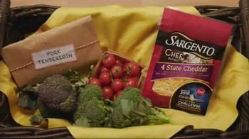 Food Network Chopped Challenge TV Spot, 'Sargento: Round 3' - Thumbnail 1