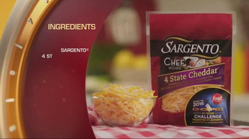 Food Network Chopped Challenge TV Spot, 'Sargento: Round 3' - Thumbnail 2