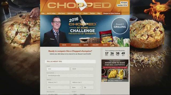Food Network Chopped Challenge TV Spot, 'Sargento: Round 3' - Thumbnail 5
