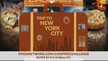 Food Network Chopped Challenge TV Spot, 'Sargento: Round 3' - Thumbnail 6