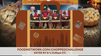 Food Network Chopped Challenge TV Spot, 'Sargento: Round 3' - Thumbnail 7