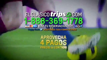 El Clásico Trips TV Spot, 'El partido clásico' [Spanish] - Thumbnail 10