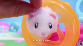 Zuru Hamsters in a House TV Spot, 'The Perfect Place'