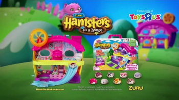 Zuru Hamsters in a House TV Spot, 'The Perfect Place' - Thumbnail 8