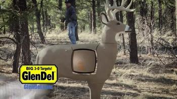 GlenDel 3-D Targets TV Spot, 'One Shot' - Thumbnail 3