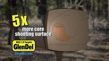 GlenDel 3-D Targets TV Spot, 'One Shot' - Thumbnail 4