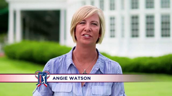 PGA TOUR Charities, Inc. TV Spot, 'Angie Watson: West Virginia'