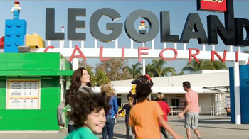 LEGOLAND Play Pass TV Spot, 'For the Rest of the Year' - Thumbnail 1