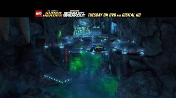 LEGO DC Comics Super Heroes: Justice League: Gotham City Breakout TV Spot - Thumbnail 1
