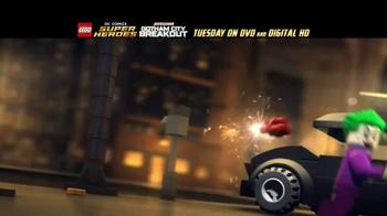 LEGO DC Comics Super Heroes: Justice League: Gotham City Breakout TV Spot - Thumbnail 2