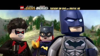 LEGO DC Comics Super Heroes: Justice League: Gotham City Breakout TV Spot - Thumbnail 5