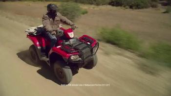 Honda ATV Clearance Event TV Spot, 'All Corners of America' - Thumbnail 1