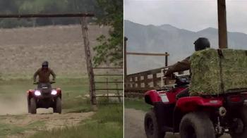 Honda ATV Clearance Event TV Spot, 'All Corners of America' - Thumbnail 4