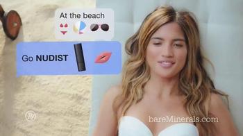 Bare Minerals Gen Nude TV Spot, 'Send Nudes' Featuring Rocky Barnes