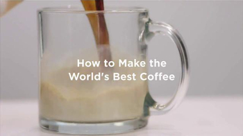 Organic Valley Half & Half TV Spot, 'DIY: World's Best Coffee'