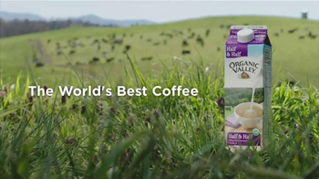 Organic Valley Half & Half TV Spot, 'DIY: World's Best Coffee' - Thumbnail 9