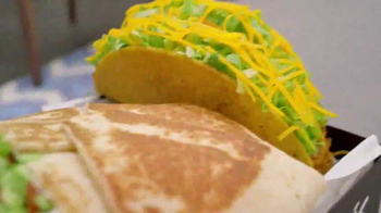 Taco Bell Triple Double Crunchwrap $5 Box TV Spot, 'No Sides' - Thumbnail 4