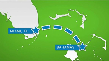 GolfNow Bahamas and Birdies With Justin Rose Sweepstakes TV Spot, 'Tee Up' - Thumbnail 5