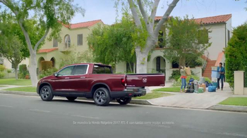 2017 Honda Ridgeline TV Spot, 'No es nada' [Spanish] - 200 commercial airings