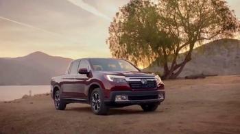 2017 Honda Ridgeline TV Spot, 'No es nada' [Spanish] - Thumbnail 10