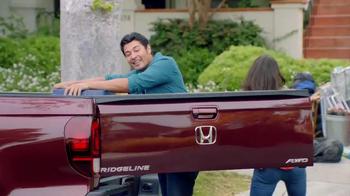 2017 Honda Ridgeline TV Spot, 'No es nada' [Spanish] - Thumbnail 2
