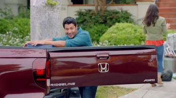 2017 Honda Ridgeline TV Spot, 'No es nada' [Spanish] - Thumbnail 3
