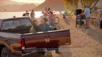 2017 Honda Ridgeline TV Spot, 'No es nada' [Spanish] - Thumbnail 6