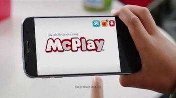 McDonald's McPlay App TV Spot, 'On and On' - Thumbnail 5