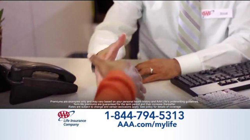 Liberty Mutual Car Insurance Quote >> AAA Life Insurance Company TV Commercial, 'Cheri' - iSpot.tv