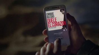 Verizon TV Spot, 'Enrique Iglesias viene por tu data' [Spanish]
