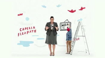 Capella University FlexPath TV Spot, 'MBA Program That Won't Slow You Down' - Thumbnail 2