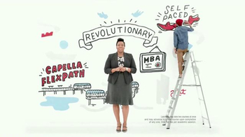 Capella University FlexPath TV Spot, 'MBA Program That Won't Slow You Down' - Thumbnail 4
