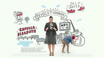 Capella University FlexPath TV Spot, 'MBA Program That Won't Slow You Down' - Thumbnail 6