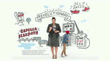 Capella University FlexPath TV Spot, 'MBA Program That Won't Slow You Down' - Thumbnail 7