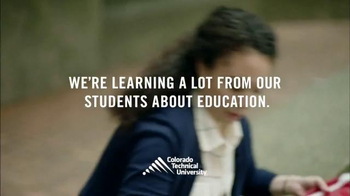 Colorado Technical University Fast Track TV Spot, 'We're Learning' - Thumbnail 1