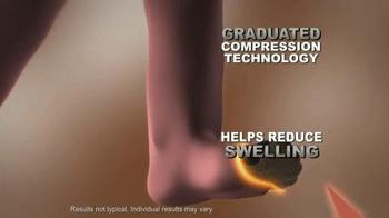 Copper Fit Energy Socks TV Spot, 'Feel Better' - Thumbnail 1