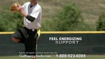 Copper Fit Energy Socks TV Spot, 'Feel Better' - Thumbnail 2