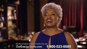 Copper Fit Energy Socks TV Spot, 'Feel Better'