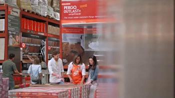 The Home Depot Pergo Outlast+ TV Spot, 'Gran Danés' [Spanish] - Thumbnail 4