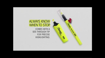 Sharpie Clear View TV Spot, 'When to Stop Trying to Make Extra Cash' - Thumbnail 4