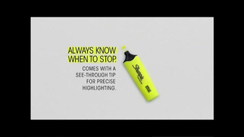 Sharpie Clear View TV Spot, 'When to Stop Trying to Make Extra Cash' - Thumbnail 3