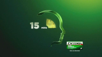 Excedrin TV Spot, 'Big Night' - Thumbnail 6