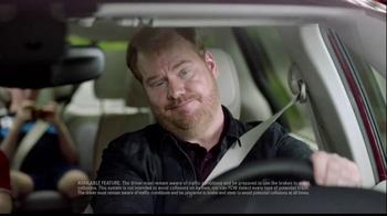 2017 Chrysler Pacifica TV Spot, 'Kids Come First' Featuring Jim Gaffigan - 992 commercial airings