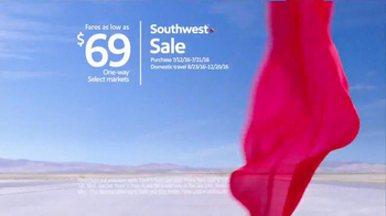 Southwest Airlines Summer Sale TV Spot, 'Fire Up Your Engines' - Thumbnail 9