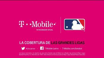 T-Mobile TV Spot, 'La cobertura de las Grandes Ligas' [Spanish] - Thumbnail 10