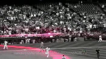 T-Mobile TV Spot, 'La cobertura de las Grandes Ligas' [Spanish] - 29 commercial airings