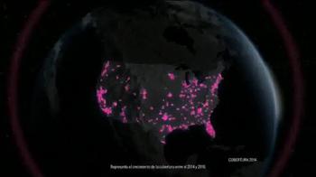 T-Mobile TV Spot, 'La cobertura de las Grandes Ligas' [Spanish] - Thumbnail 4