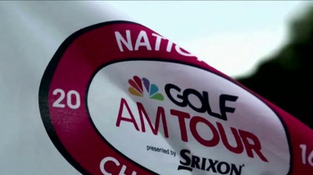 Golf Channel AM Tour TV Spot, 'Amateur Tournament'