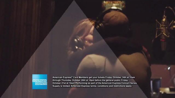 American Express Concert Series TV Spot, 'Tim McGraw and Faith Hill' - Thumbnail 6