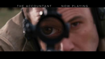 The Accountant - Alternate Trailer 44